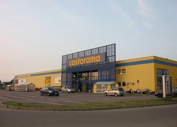 Castorama punti vendita for Castorama roma