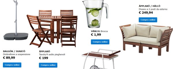 IKEA ACQUISTI ONLINE - photo#1