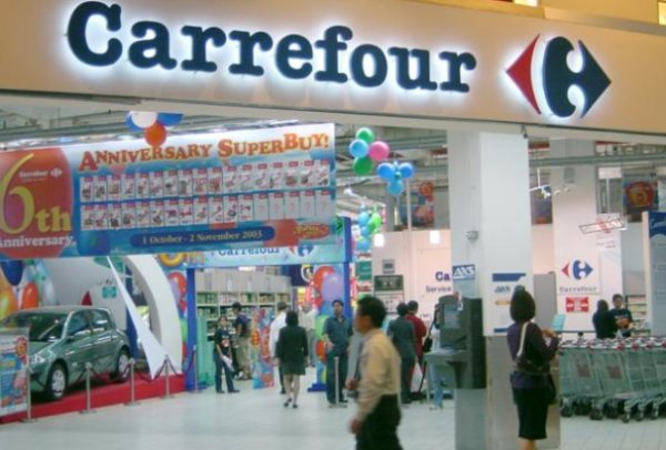 Carrefour volantino for Volantino mercatone uno bari