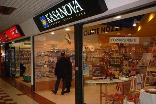 Kasanova volantino for Kasanova casalinghi