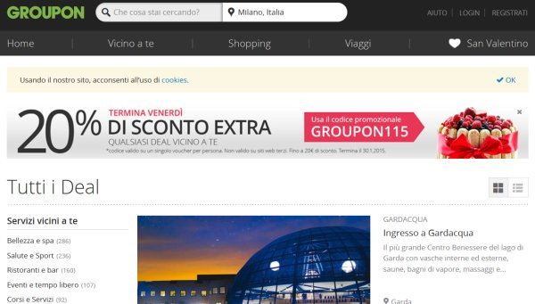 groupon-sito-ufficiale